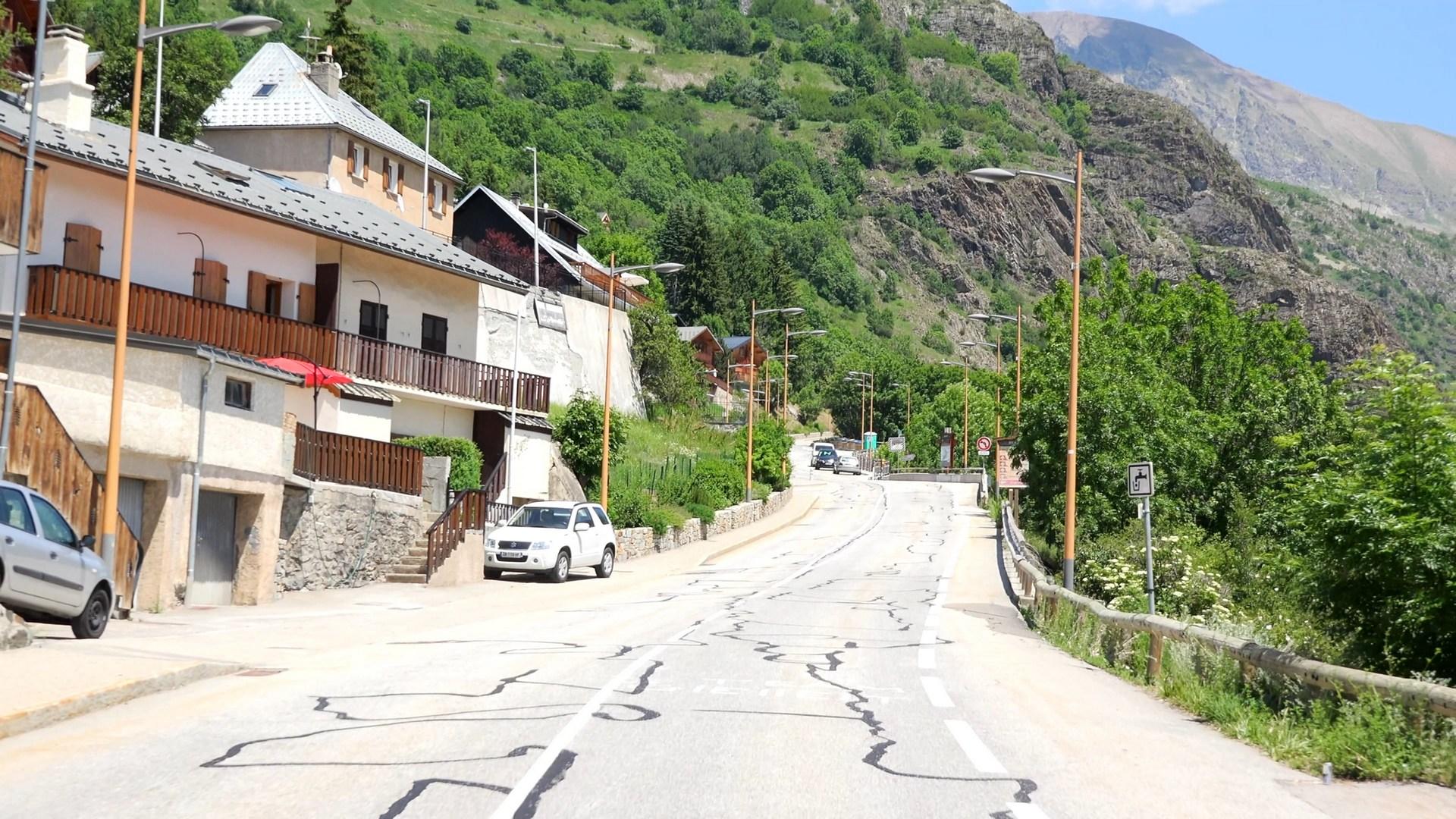 Alpe d'Huez Thumbnail