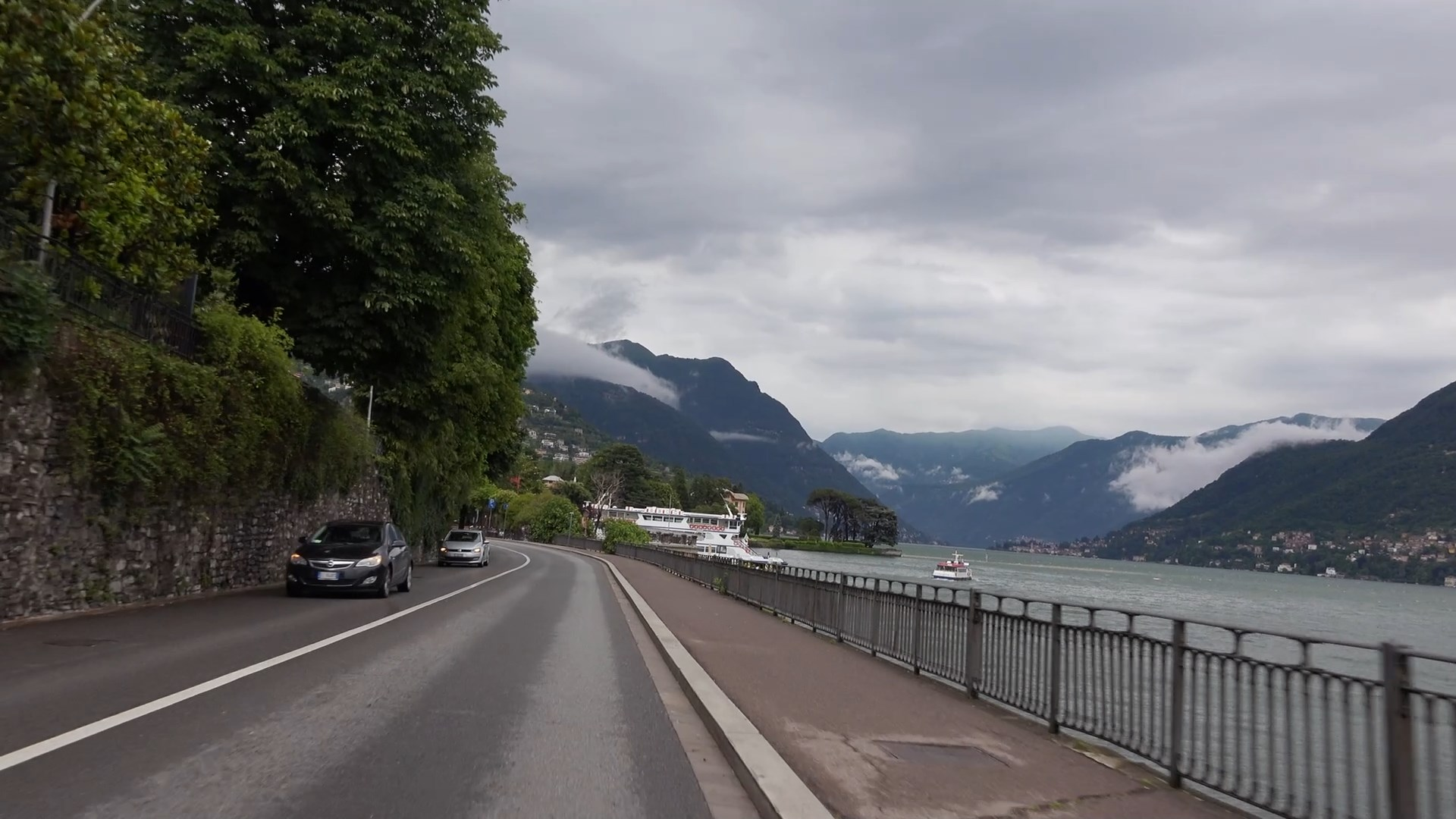 Part 2 of Lake Como Grand Tour. Gallery Image 1