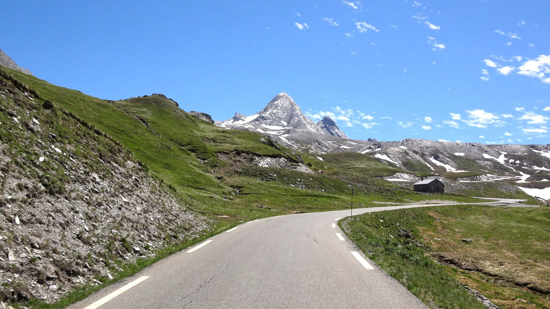 second part of the Col Agnel climb and descent. Gallery Image 2
