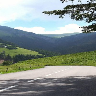 Part 17 of The Route of Grand Alps