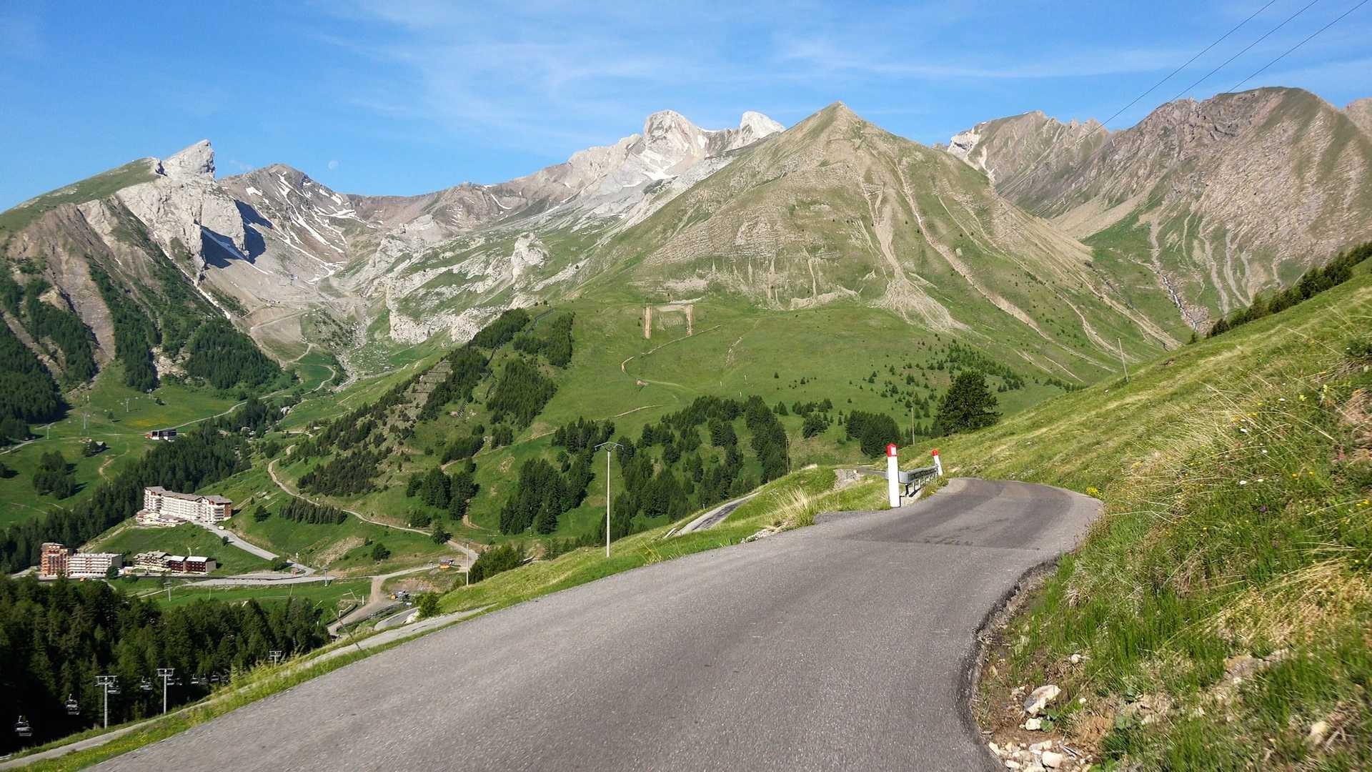 Part 1 of Mercantour Loop Grand Tour Thumbnail