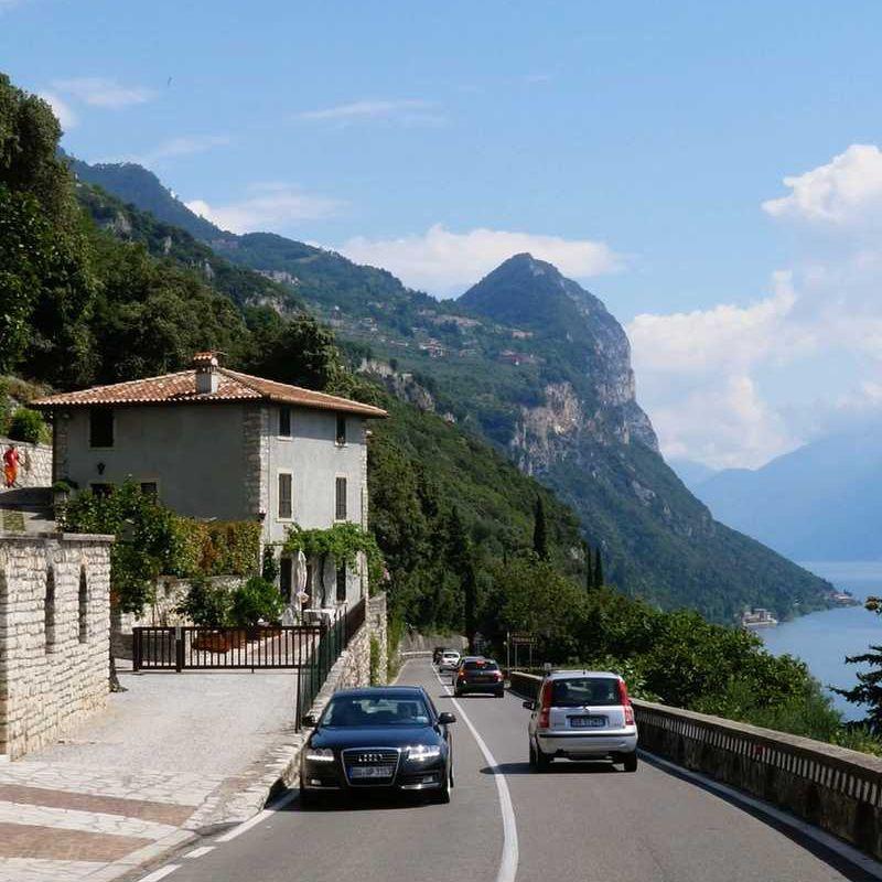 Ride Around Lake Garda