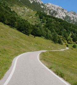 Lake Garda to Passo Pozza