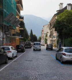 Rides from Domodossola to Mount Castello and Brig