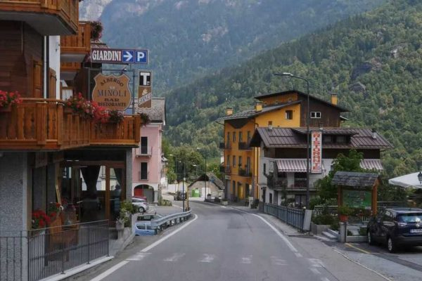 Rides from Domodossola to Mount Castello and Brig, Italy, Part 6