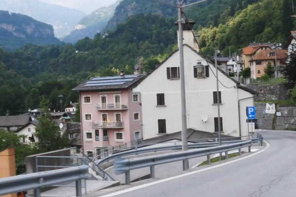 Rides from Domodossola to Mount Castello and Brig, Italy, Part 8