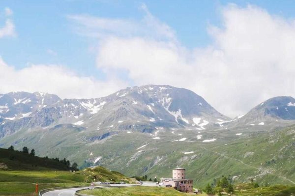 Rides from Domodossola to Mount Castello and Brig, Switzerland and Italy