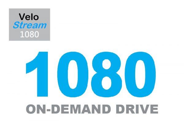 2TB drive, 380+ media files in 1080p