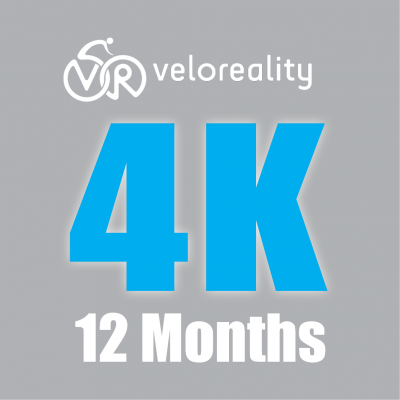 Ride Reality in 4K
