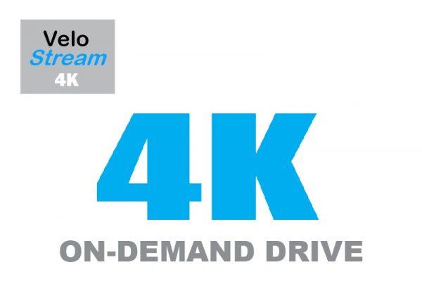 5TB drive, 270+ media files in 4K