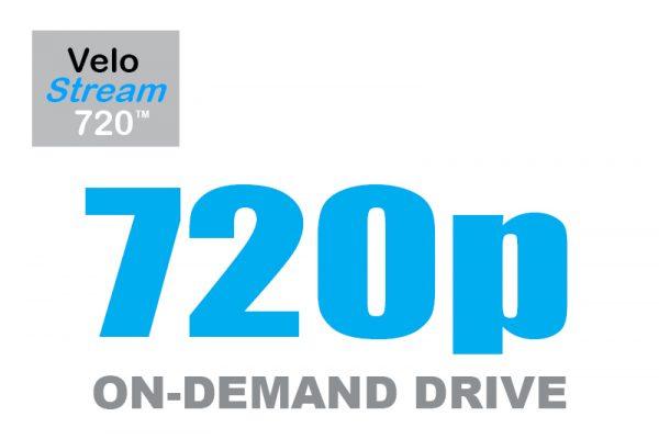 1TB drive, 380+ media files in 720p