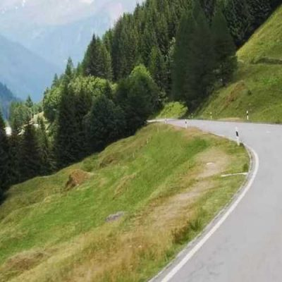 Ride to Bernese Highlands