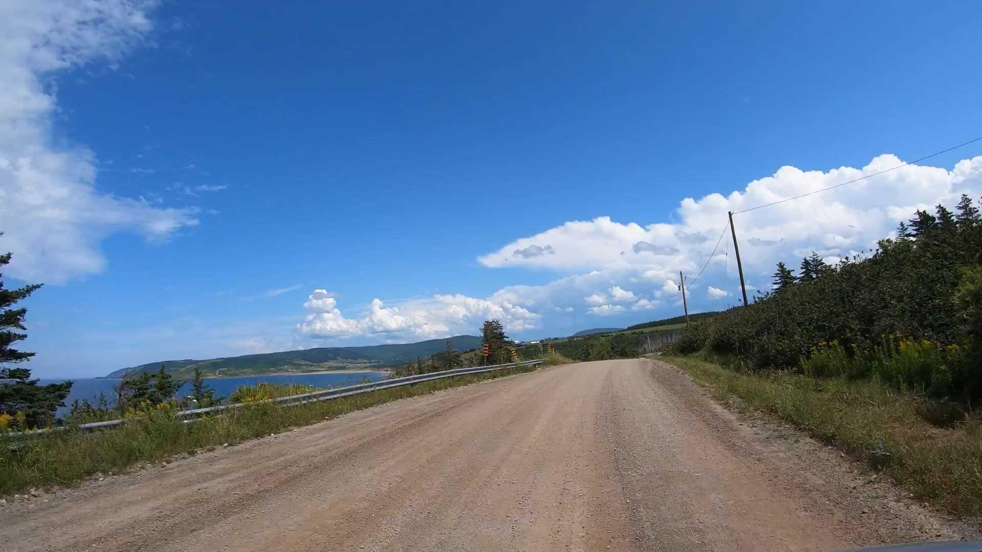 Ride around Mabou area
