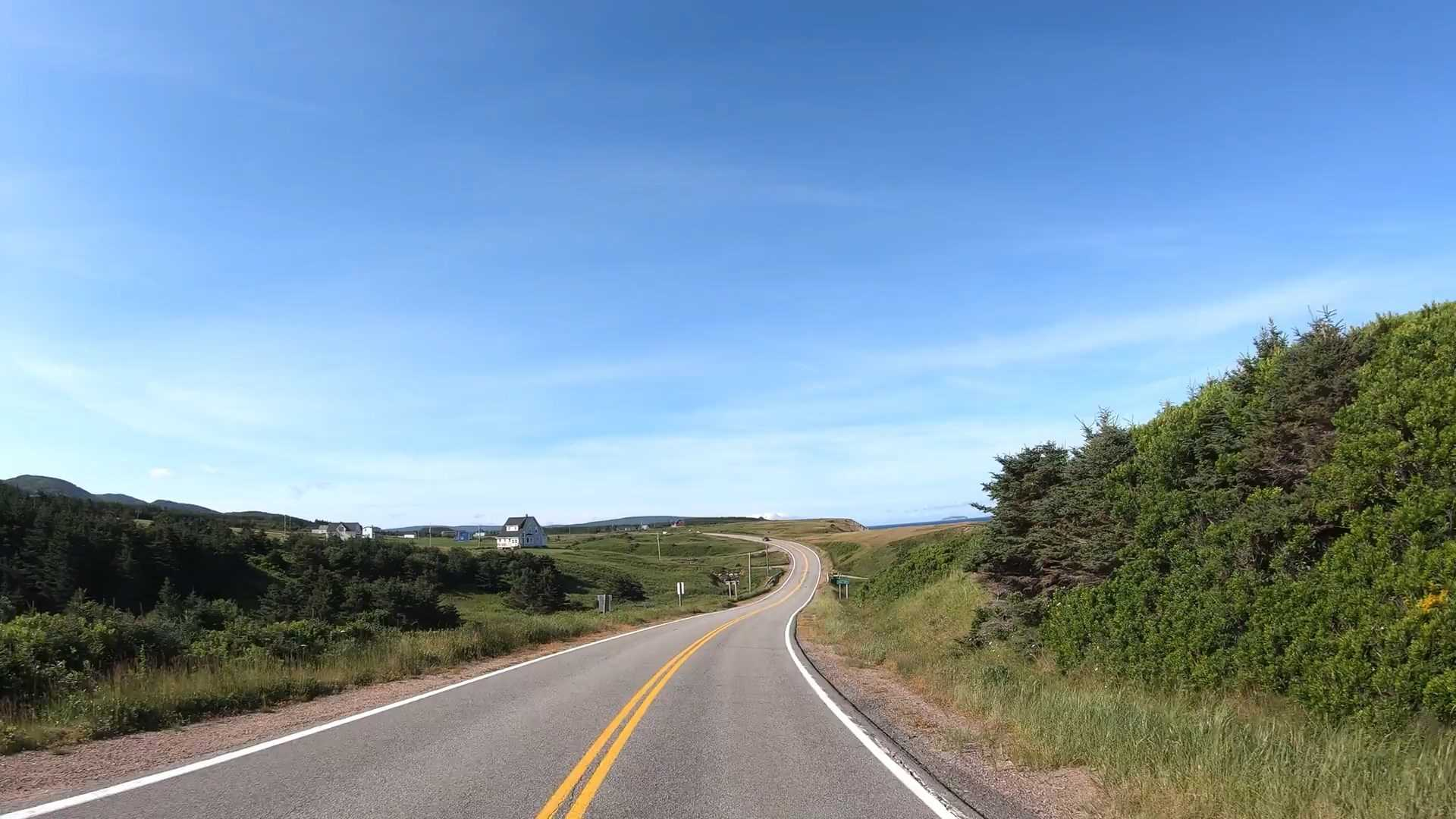 Cabot Trail Ride
