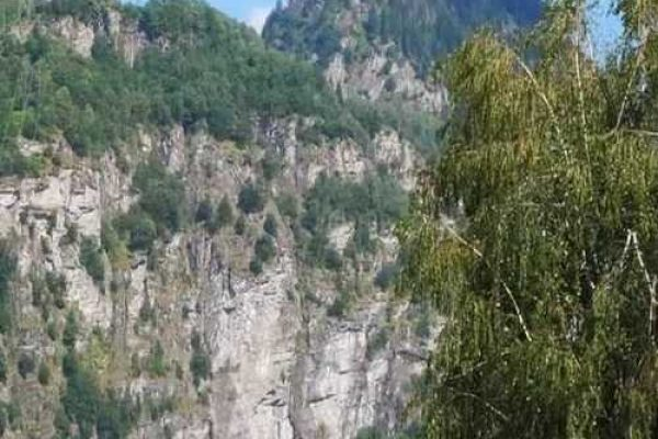 Pizzo Rotondo Peak Tour 1, Switzerland
